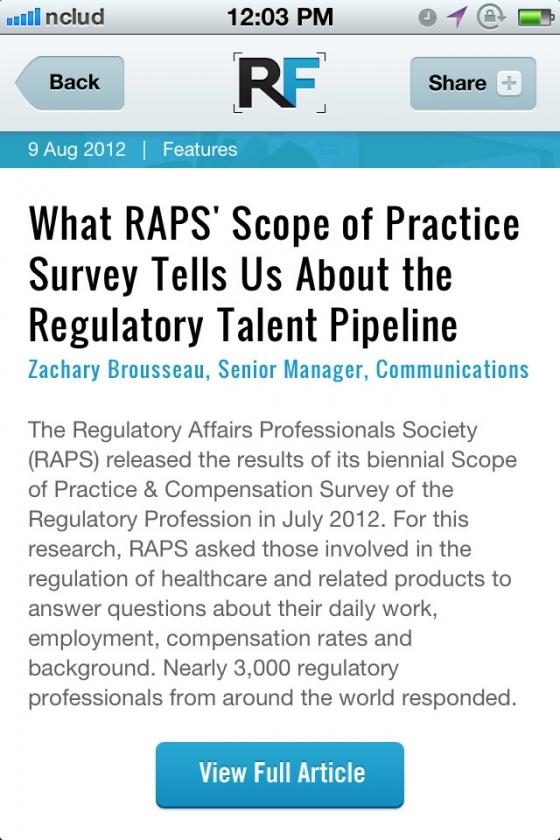 Regulatory Focus   augmify